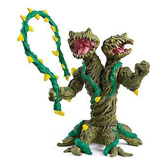 Eldrador Creatures Plant Monster met wapen speelgoed figuur