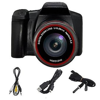Novas câmeras de vídeo digital hd 1080p câmera filmadora profissional 16x câmera de gravação de zoom digital