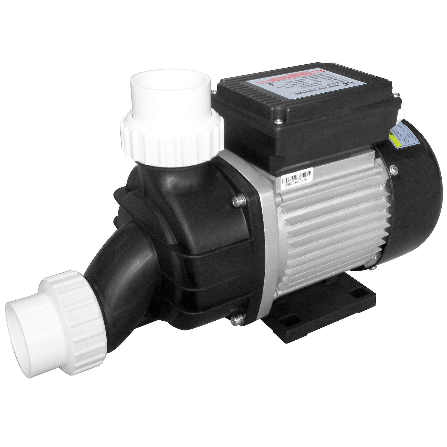 LX WPPE100 Pump 1 HP | Hot Tub | Spa | Whirlpool Bath | Water Circulation Pump | 220V/50Hz | 3.8 Amps