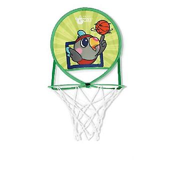 Indoor Basketball Toy Foldable Punching Free Special Basketball For Children Indoor