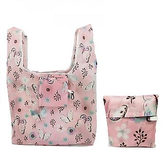 Reusable Grocery Bags Foldable Shopping Bags Large Storage Bag Multifunction