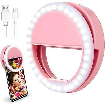 Phone Camera Selfie Light Ring Light