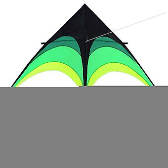 Kites 1.6M huge kite super large delta long tail kite easy to fly kid adult family toy