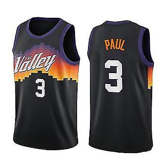 Phoenix Suns Devin Booker Men's Basketball Jersey Sport Shirts Sleeveless T-shirt
