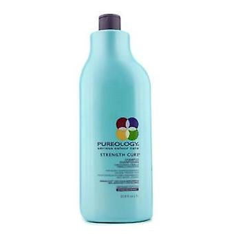 Pureology Strength Cure shampoo (voor micro-Scarred/beschadigd gekleurd haar)-1000ml/33,8 oz