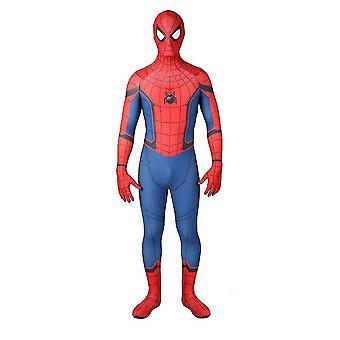 Volwassene / kinderen 3d Spiderman Kostuum Cosplay Set Party Costume Panty