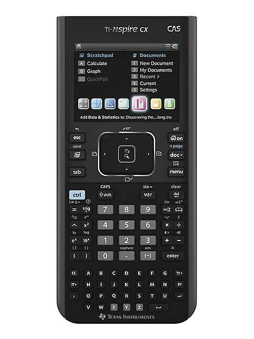 Texas Instruments Nspire CX-CAS Graphic Calculator with Touchpad