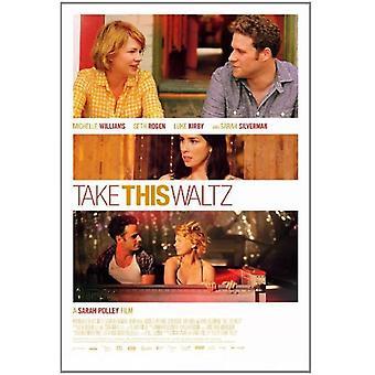 Take This Waltz [BLU-RAY] USA import
