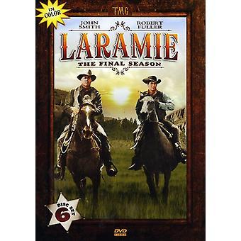 Laramie: Final Season [DVD] USA import