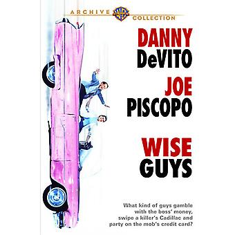 Wise Guys [DVD] USA import