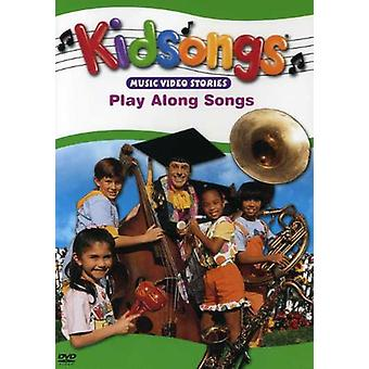 Kidsongs - Play Along Songs [DVD] USA import