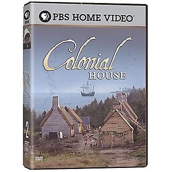 House - Colonial House [DVD] USA import