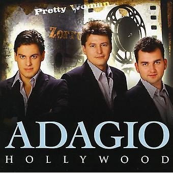 Adagio - Hollywood [CD] USA importieren