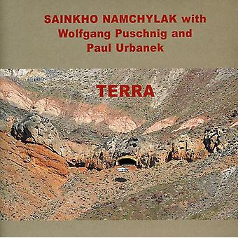 Namchylak, Sainkho with Wolfgang Puschnig & Paul Ur - Terra [CD] USA import
