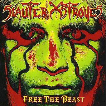 Slauter Xstroyes - Free the Beast [CD] USA import