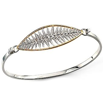 925 Silver Gold Plated Rhodium Bracelet Trend