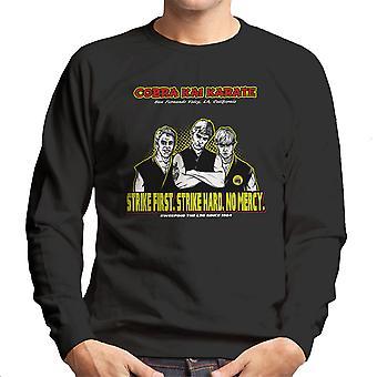 The Leg Sweepers Karate Kid Men's Sweatshirt