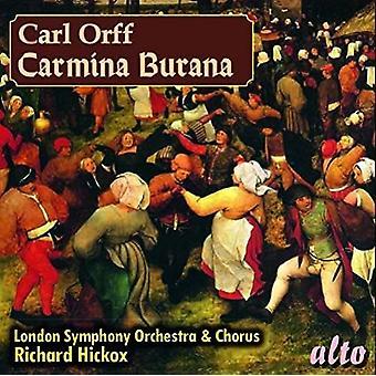 London Symphony Orchestra - Carmina Burana - Cantione Profanae [CD] USA import