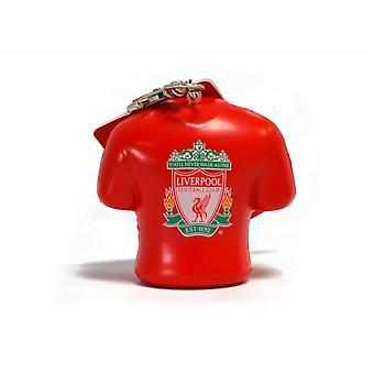 Liverpool FC offizielle Fußball Stress Relief Schlüsselanhänger