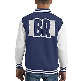 Fortnite Battle Royale Logo Kid's Varsity Jacket