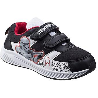 Leomil Boys & Girls Stormtrooper Lightweight Cushioned Trainers Shoes
