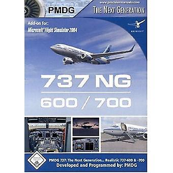 737 NG 600700 add-on til Flight Simulator 200204 (PC)-ny