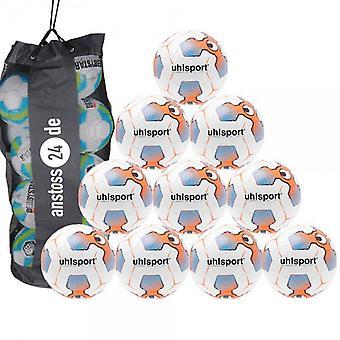 10 x Uhlsport молодежный бал - три концепции 2.0 290 ULTRA LITE включает мяч мешок