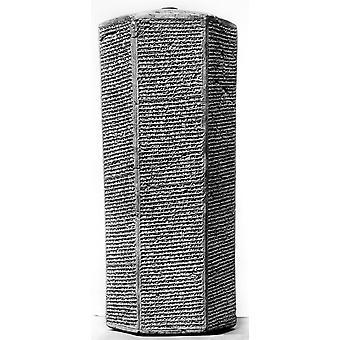 Assyrie Sennachérib Nbaked argile prisme Hexagonal annales du roi Sennacherib d'Assyrie décrivant notamment son siège de Jérusalem sous son roi Ézéchias qui par la suite soumis à l'inscription