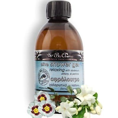 Olive shower gel with Dittany and Jasmine 250ml.