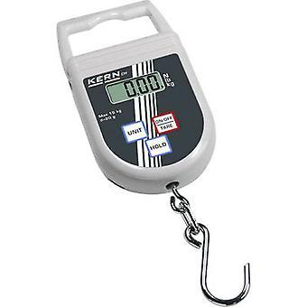 Kern Hanging scales Weight range 50 kg Readability 100 g