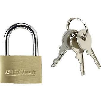Basetech 3 näppäintä 1362939 kulta keltainen avain