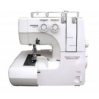 Jaguar Advanced 099 Overlocker Sewing Machine (Includes 5 FREE Extra Feet)