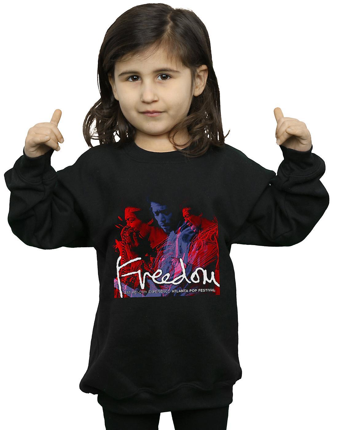 Jimi Hendrix Girls Atlanta Freedom Sweatshirt