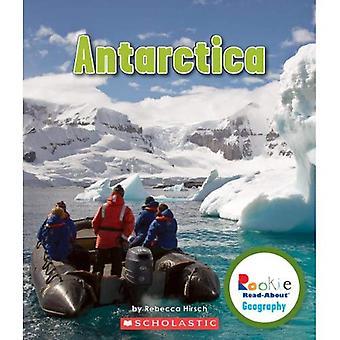 Antarktis (Rookie lesen über Geographie)
