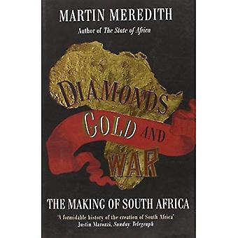Diamanten, Gold und Krieg: The Making of South Africa