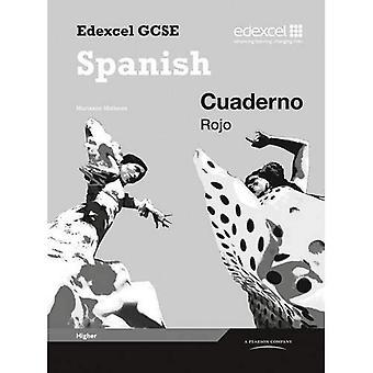 Edexcel GCSE espagnol supérieur classeur 8 Pack