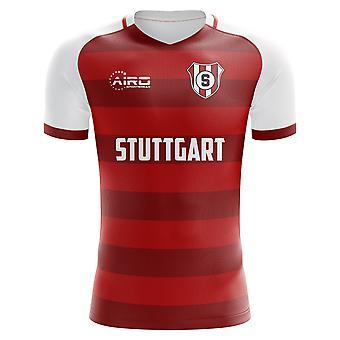 2020-2021 Stuttgart Ude Koncept Fodbold trøje