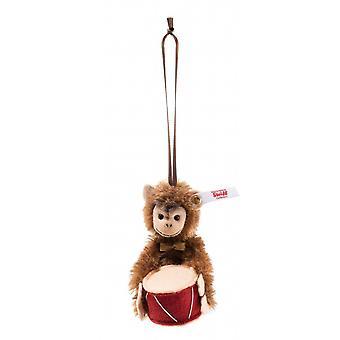 Steiff Jocko monkey ornament 8 cm