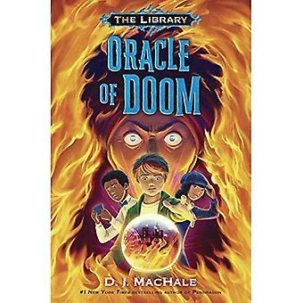 Oráculo de Doom: A biblioteca: livro 3 (biblioteca)
