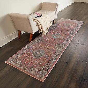 ANKARA GLOBAL ANR01 Multi  Rectangle Rugs Traditional Rugs
