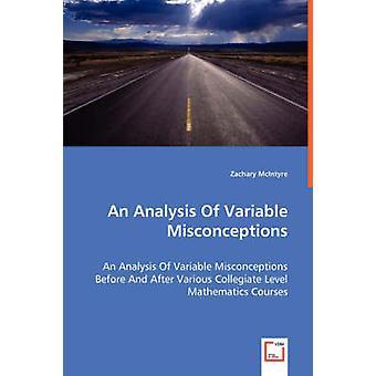 En analyse af Variable misforståelser af McIntyre & Zachary