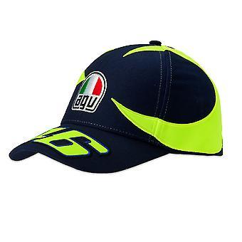 MotoGP Valentino Rossi słońce i księżyc kask Czapka | Dzieci