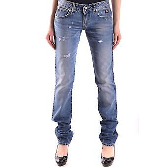 Roy Roger-apos;s Ezbc159006 Femmes-apos;s Jeans Blue Denim
