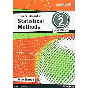 Edexcel Award in Statistical Methods Level 2 Workbook (Edexcel Mathematics Awards Series)