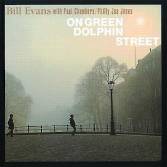 Bill Evans - On Green Dolphin Street [CD] USA import