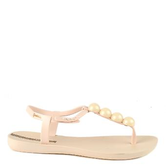 Ipanema charm elfenben sten gummi sandal