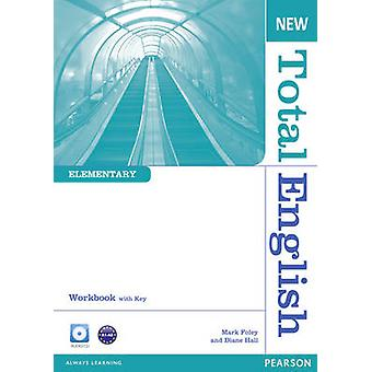 New Total English Elementary Workbook with Key and Audio CD Pack (2nd