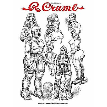 R. Crumb - From the Underground to Genesis by R Crumb - 9781684051090