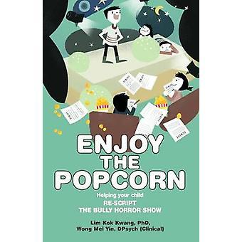 Njut av popcorn-hjälpa ditt barn re-script mobbaren skräck show