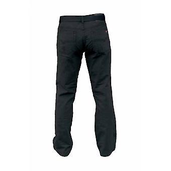 Герцог Лондон Мужская двуспальной Марио Бедфорд шнур брюки с поясом